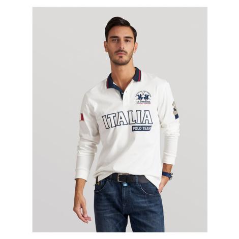 Polokošeľa La Martina Man Polo L/S Heavy Jersey
