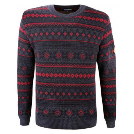 Kama SVETR 4105 čierna - Pánsky sveter