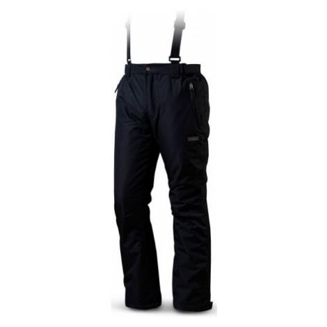 TRIMM SATO PANTS JR čierna - Chlapčenské lyžiarske nohavice