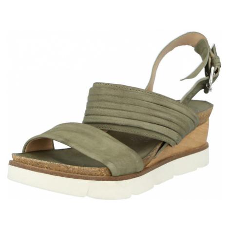 MJUS Remienkové sandále 'TAPASITA'  zelená