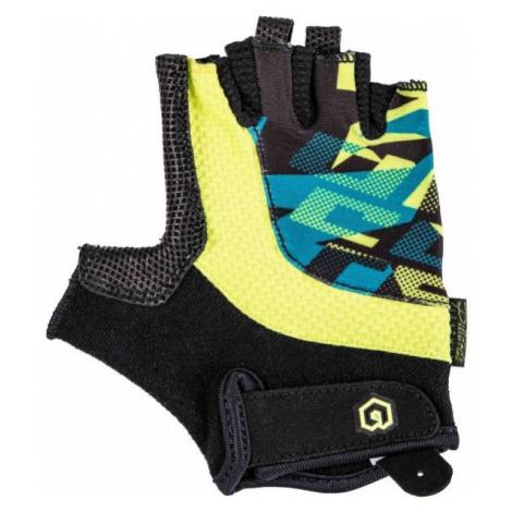 Arcore SPHINX zelená - Detské cyklistické rukavice