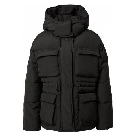 Gina Tricot Zimná bunda 'Alba'  čierna