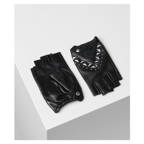 Rukavice Karl Lagerfeld K/Studs Triangle Glove