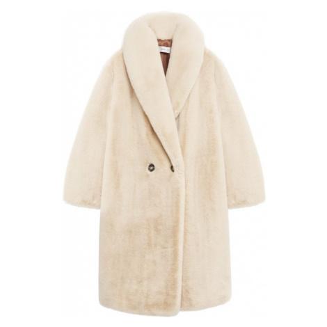 MANGO Prechodný kabát 'Chilly'  telová