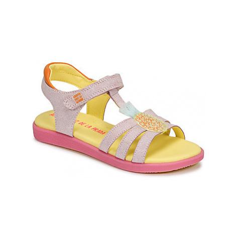 Dievčenské sandále Agatha Ruiz de la Prada