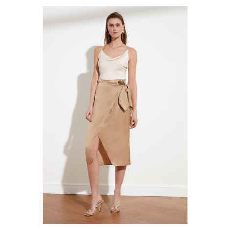 Trendyol Stone Binding Detailed Skirt