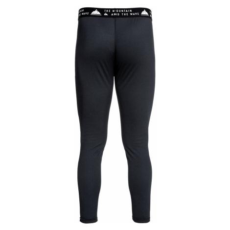 čierne pánske termo nohavice