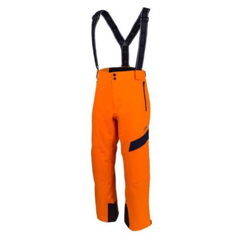 Colmar M. SALOPETTE PANTS oranžová - Pánske lyžiarske nohavice