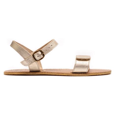 Barefoot sandále Be Lenka Grace - Gold 42