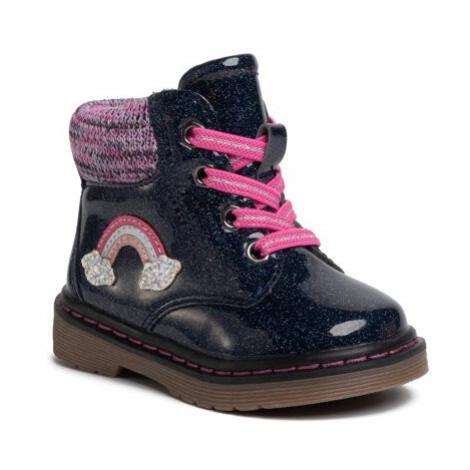 Šnurovacia obuv Nelli Blu CMYF001-13 Ekologická koža/-Ekologická koža