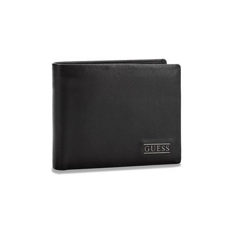 Guess Veľká pánska peňaženka SM2509 LEA20 Čierna