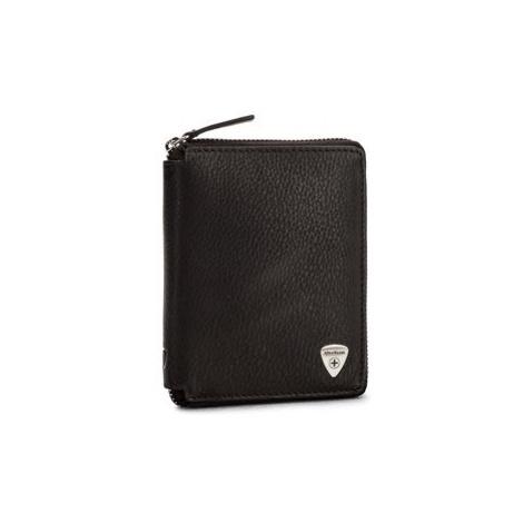 Strellson Veľká pánska peňaženka Harrison 4010001475 Hnedá