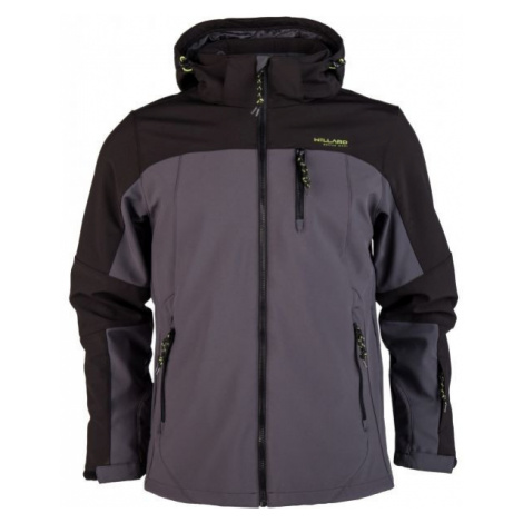 Willard ROCKY tmavo šedá - Pánska softshellová bunda
