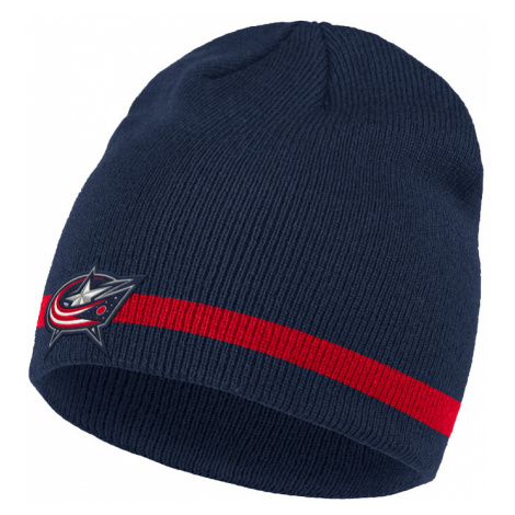 Zimná čiapka adidas Coach Beanie NHL Columbus Blue Jackets