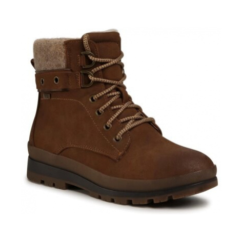 Šnurovacia obuv Clara Barson WS5200-10 Ekologická koža/-Ekologická koža