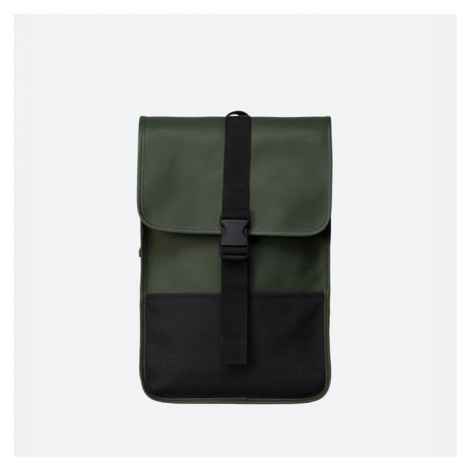 Rains Buckle Backpack Mini 1370 GREEN
