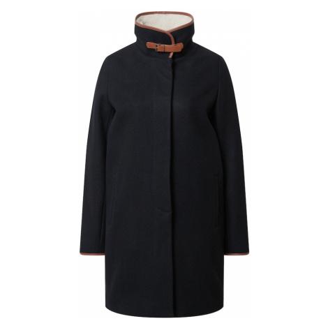 sessun Prechodný kabát 'NINA'  čierna / hnedá Sessùn
