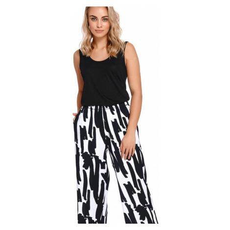 Dámske pyžamové nohavice Dn-NIGHTWEAR SPO.4209 Dobranocka