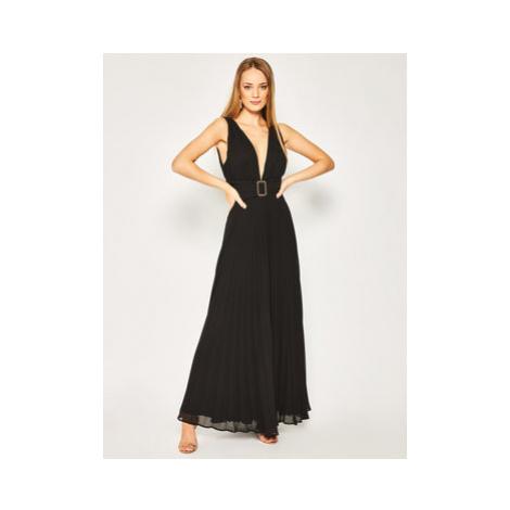 Marciano Guess Večerné šaty Shae 02G798 8637Z Čierna Regular Fit