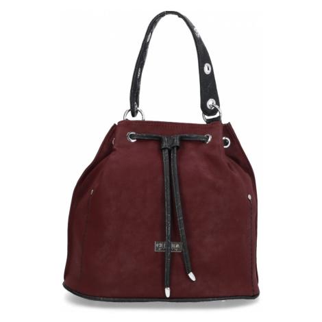 Chiara Woman's Bag I550-Rodos Crimson