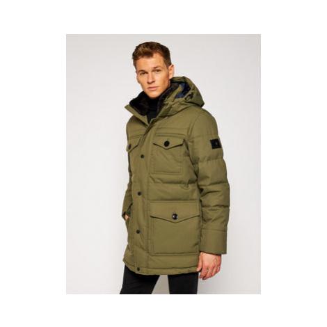TOMMY HILFIGER Zimná bunda Removable MW0MW16964 Zelená Regular Fit