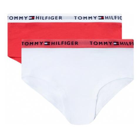 Súprava 2 párov nohavičiek TOMMY HILFIGER