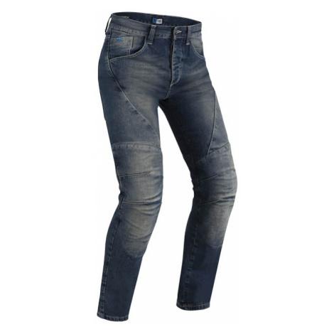 Pánske moto jeansy PMJ Dallas CE Farba modrá