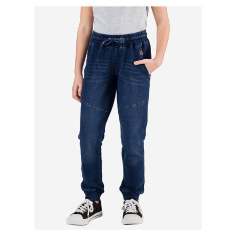 Kalhoty dětské Sam 73 Modrá