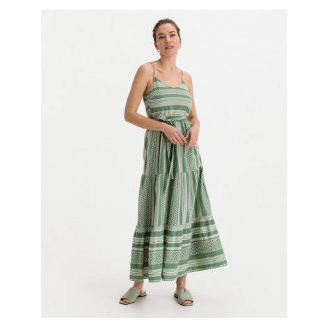 Vero Moda Dicthe Šaty Zelená