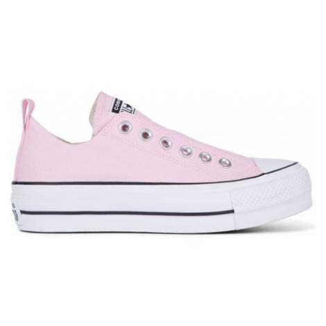 Converse CHUCK TAYLOR ALL STAR MADISON svetlo ružová - Dámske členkové tenisky
