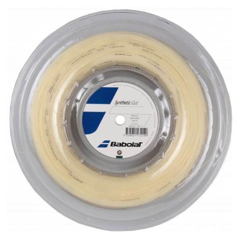 Synthetic Gut tenisový výplet 200 m průměr: 1,30;barva: natural Babolat