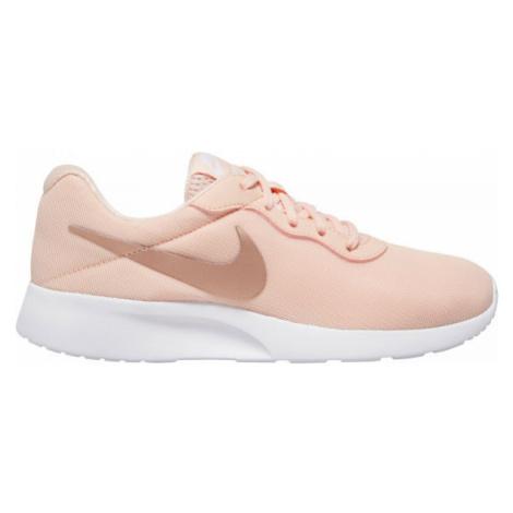 Nike TANJUN oranžová - Dámska voľnočasová obuv