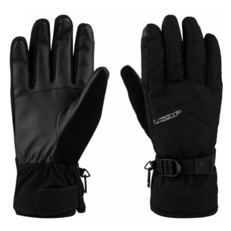 Loap RONNY čierna - Pánske rukavice