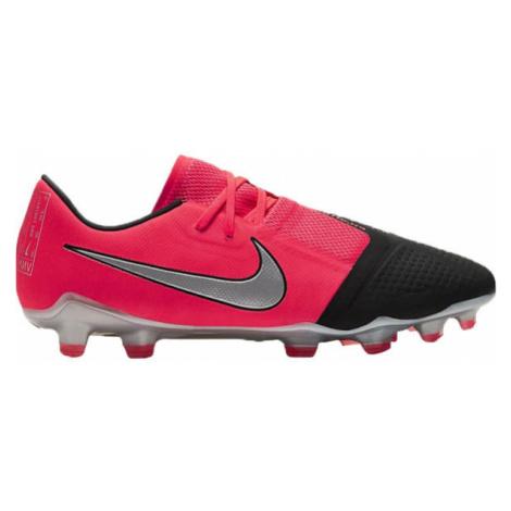 Nike PHANTOM VENOM PRO FG ružová - Pánske kopačky