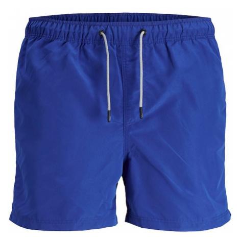 JACK & JONES Plavecké šortky 'ARUBA AKM'  modrá