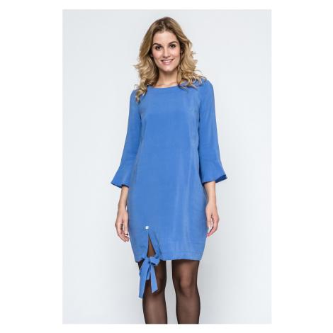 Modré šaty 240089 Enny