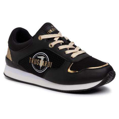 Sneakersy TRUSSARDI JEANS - 79A00496 K299