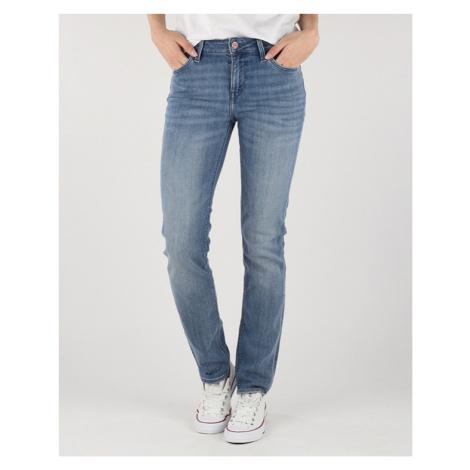 Lee Elly Jeans Modrá