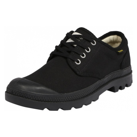 Palladium Šnurovacie topánky 'PAMPA'  čierna