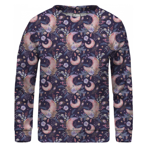 Mr. GUGU & Miss GO Unisex's Sweater KS-PC1193 Violet