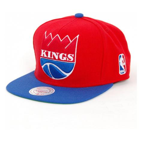 Mitchell & Ness XL Logo Sacramento Kings 2 Tone Snapback - Veľkosť:UNI