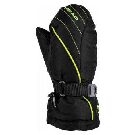 Head CORA zelená - Detské zimné rukavice