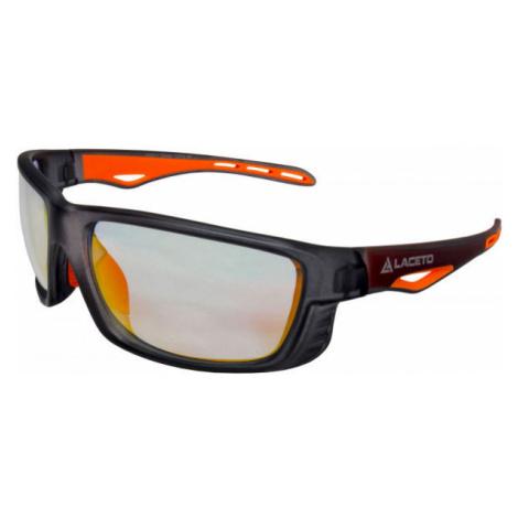 Laceto FUSION tmavo šedá - Číre slnečné okuliare