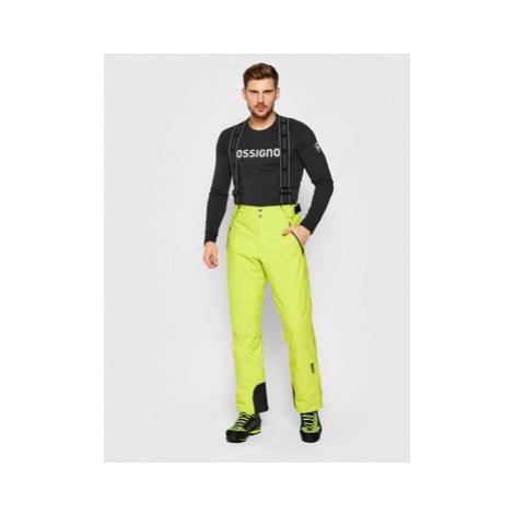 Colmar Lyžiarske nohavice Sapporo 1423 1VC Žltá Regular Fit