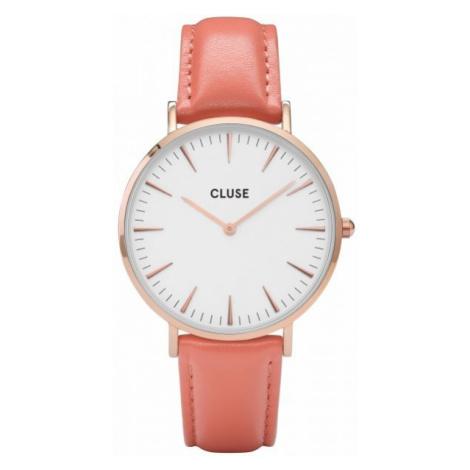 CLUSE LA BOHÈME ROSE GOLD WHITE/FLAMINGO CL18032