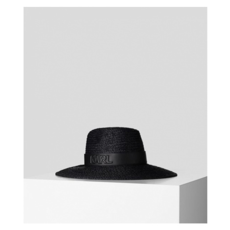 Klobúk Karl Lagerfeld Karl Straw Hat