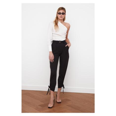 Trendyol Black Assynx Pants