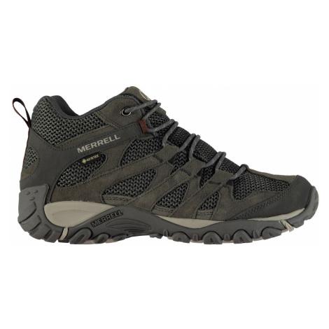 Merrell Alverstone Mid Gore Tex Walking Boots Mens