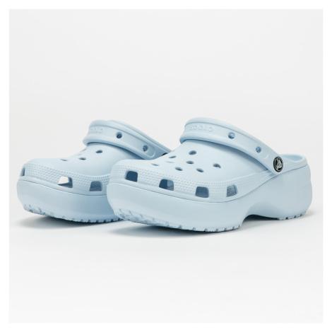 Crocs Classic Platform Clog W mineral blue
