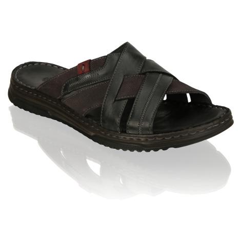 Master Class pantofle čierna